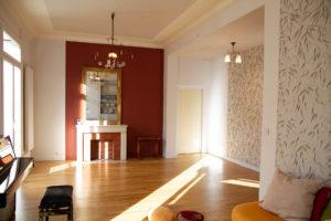 Un appartement rénové par la Fabrique - Tours rue Nationale